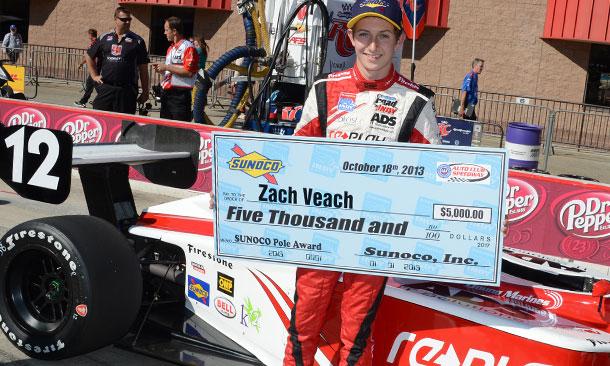 Zach Veach
