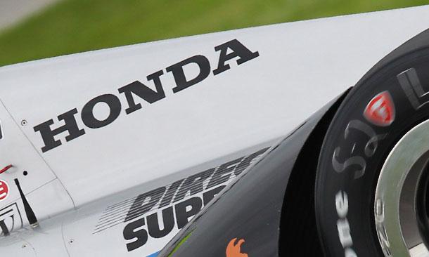 Honda Wins Manufactures Trophy