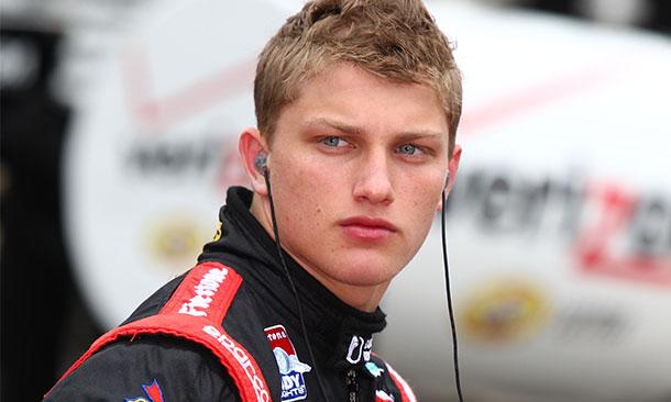 Sage Karam Notes Karam joins rookie lineup for the Indy 500