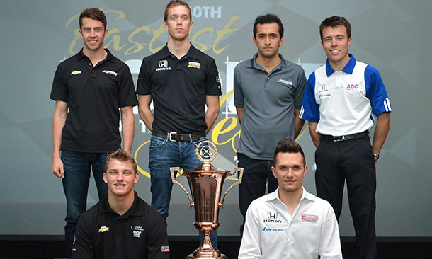 Indy 500 Rookies Luncheon