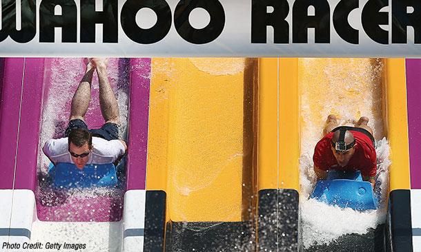 Tony Kanaan on Wahoo Racer