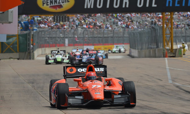 Pagenaud How He Won Race 2
