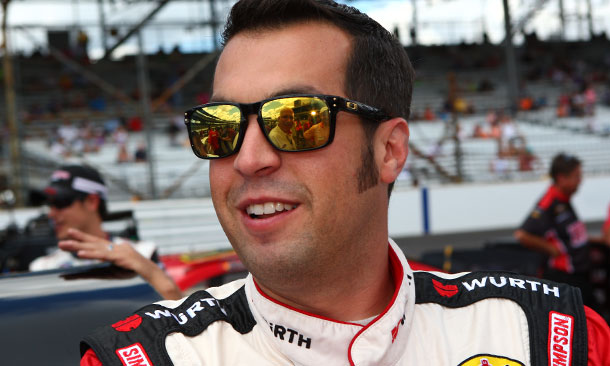 Sam Hornish, Jr.