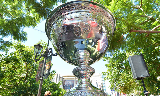 Astor Cup at The Grove LA