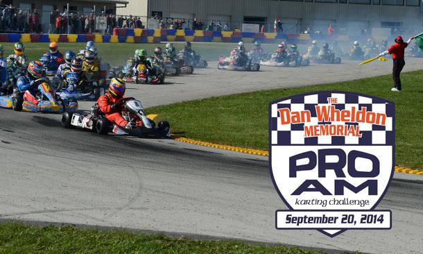 Dan Wheldon Memorial Karting Challenge