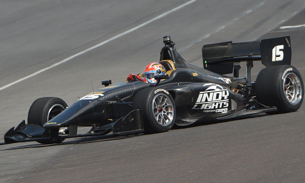 James Hinchcliffe - IL15