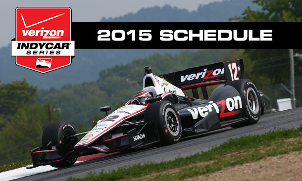 2015 Schedule Announcement