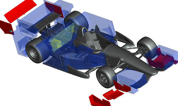 IndyCar: Honda, Chevy ready for chassis aero-based competition in 2015