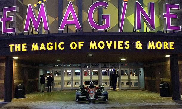 Detroit Emagine Theater