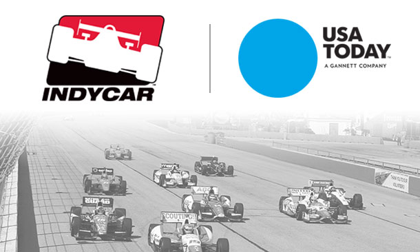 INDYCAR and USA TODAY Sports Media Group Create Official Marketing Relationship