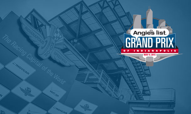 Angie's List Grand Prix of Indianapolis Qualifying Results