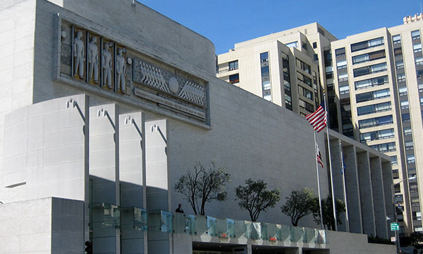 San Francisco Nob Hill Masonic Center
