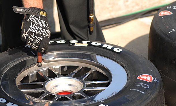 Indianapolis Motor Speedway Tire Test