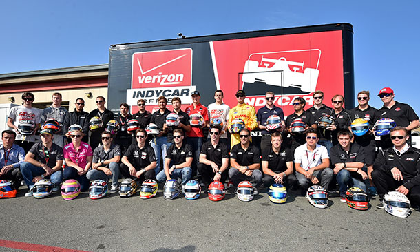 Verizon IndyCar Series Drivers