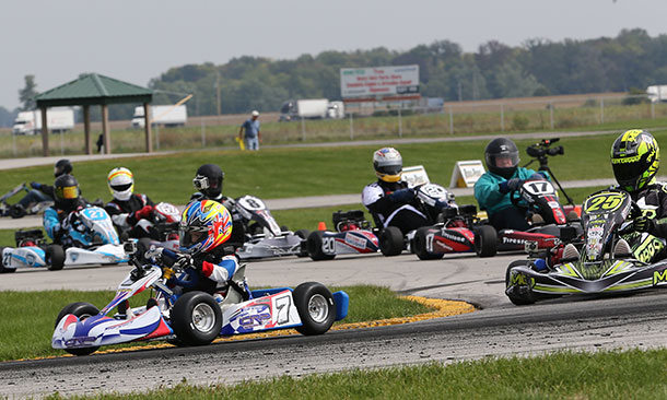 Dan Wheldon Memorial Pro-Am Karting Challenge
