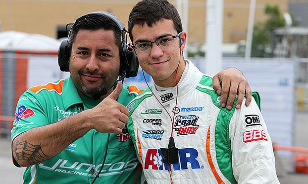 Will Owen - Juncos Racing