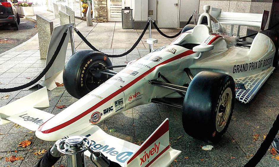 Boston Grand Prix show car