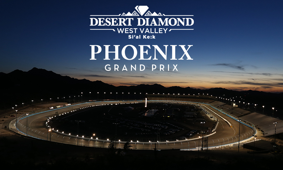 Desert Diamond West Valley Phoenix Grand Prix