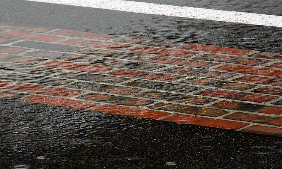 Indianapolis Motor Speedway Yard of Bricks