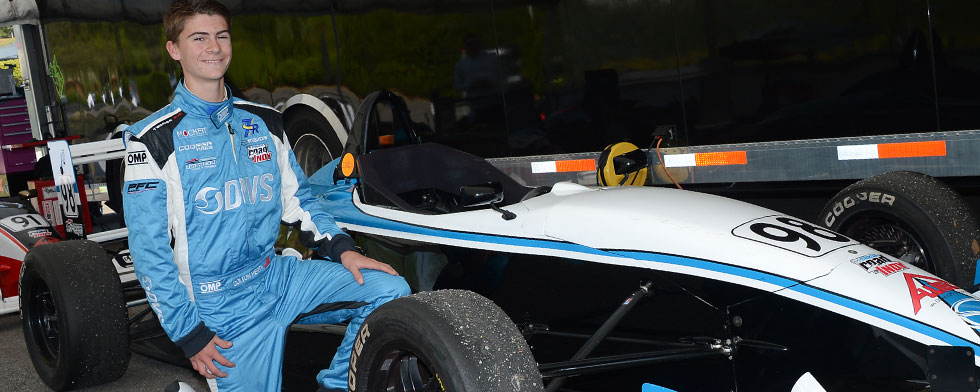 USF2000 competitors have Mid-Ohio family history