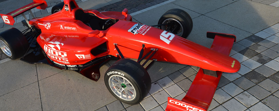 New Indy Lights chassis 'stronger, safer, sexier'