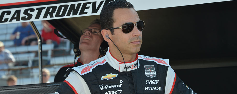 Notes: Castroneves not sweating the details