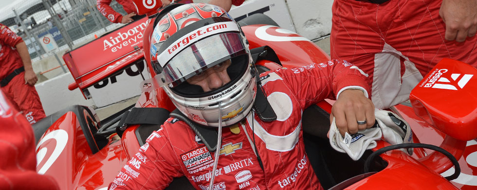 Momentum on Kanaan's side heading to Mid-Ohio