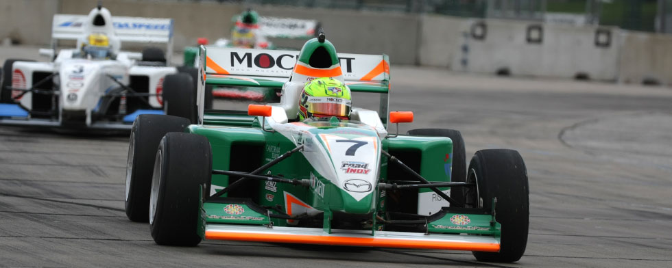 Pigot, Hargrove take title battle to Mid-Ohio