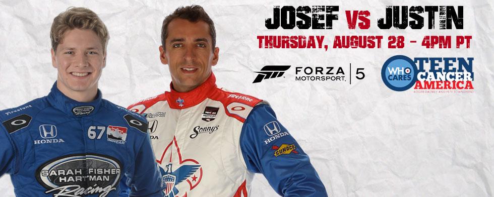 Notes: Drivers prepare for Forza 5 showdown