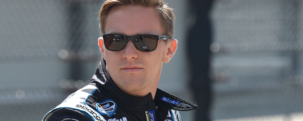 Drivers point to 2015 during Chris Griffis test