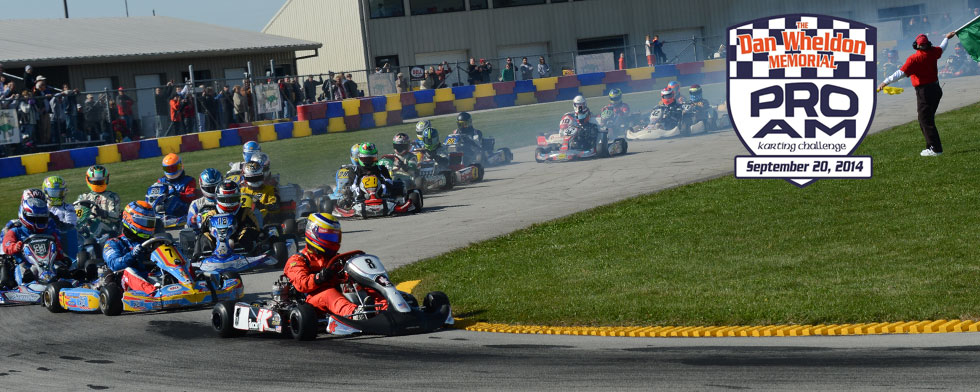 INDYCAR stars highlight Wheldon karting pro-am