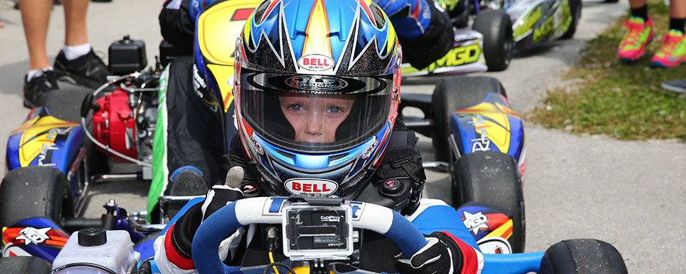 Wheldon karting pro-am through our lenses