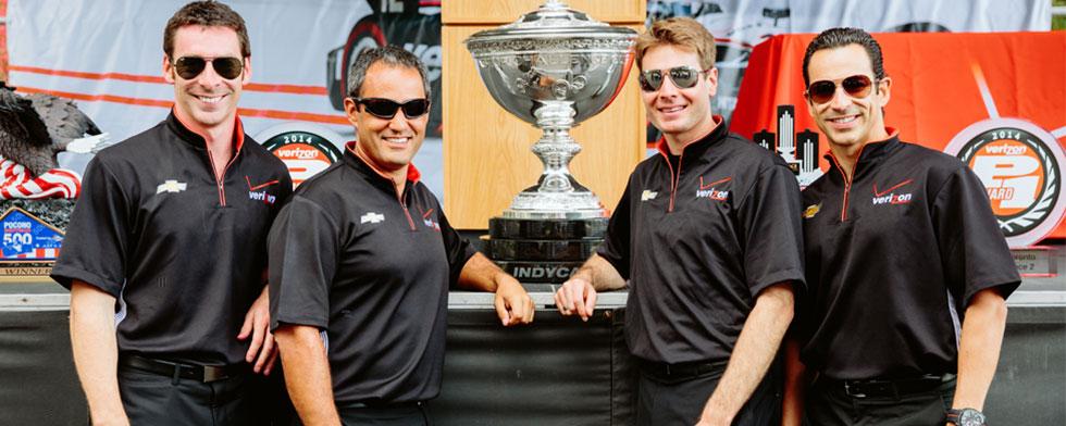 Pagenaud at Team Penske: 'Next step in my career'