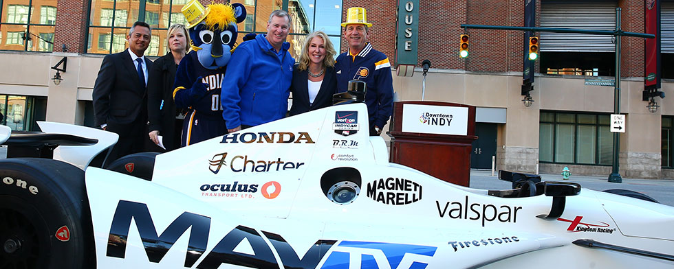 Indianapolis to ring in 2015 with IndyCar descent