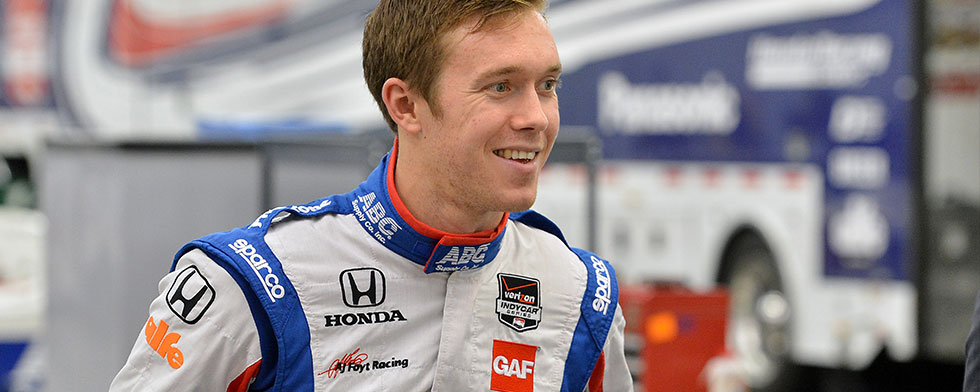 Hawksworth the 'right driver for job' at Foyt