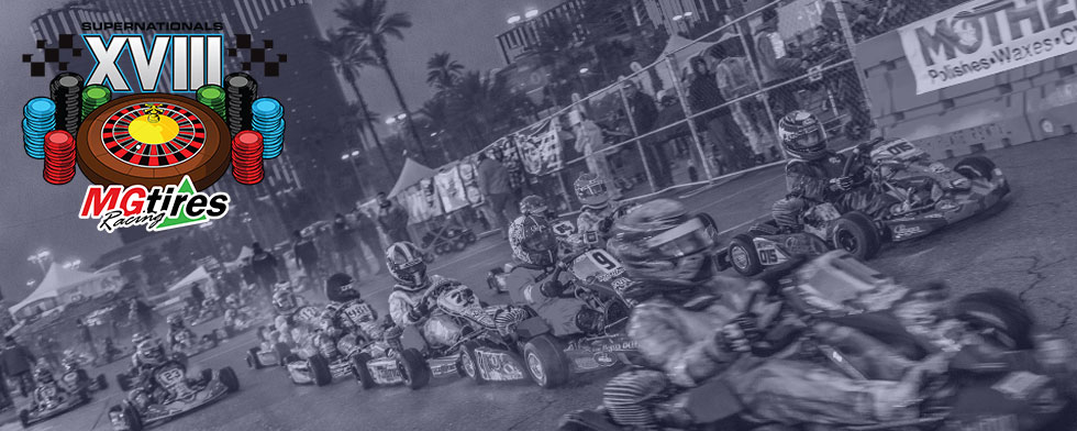 Notes: Power, Andretti headline karting event