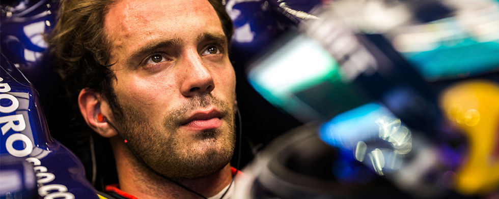 Jean-Eric Vergne looks to IndyCar for 2015