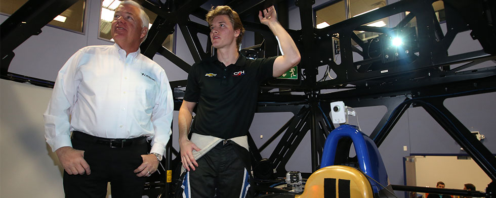 Dallara launches Indy Lights simulator program