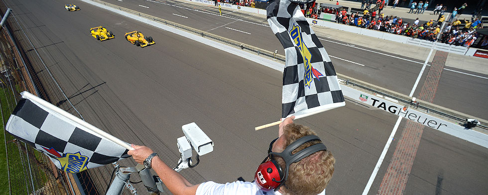 12 Days Of Christmas: Hunter-Reay wins classic '500'
