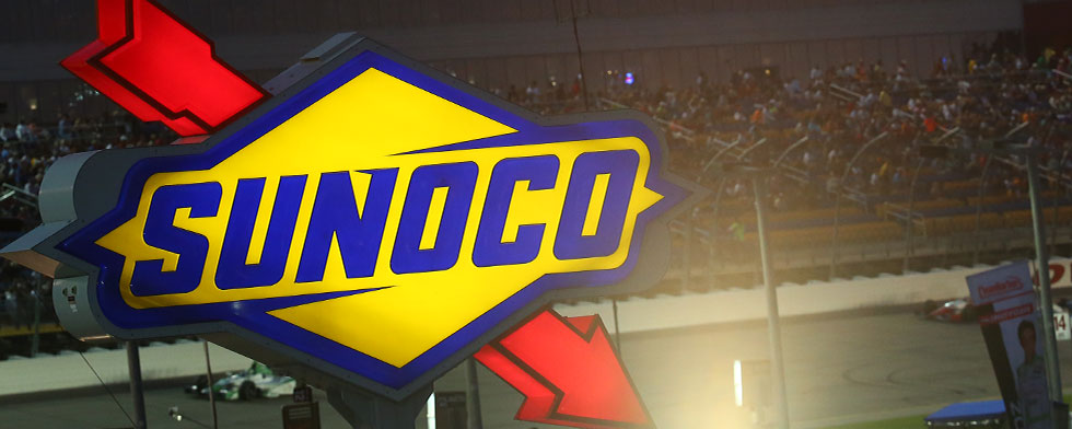 Sunoco extends its role as the official fuel