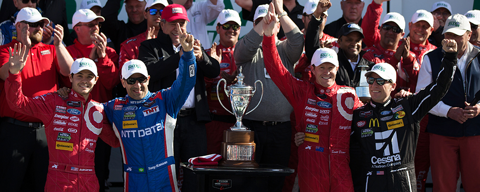 INDYCAR drivers continue 24-hour race win streak