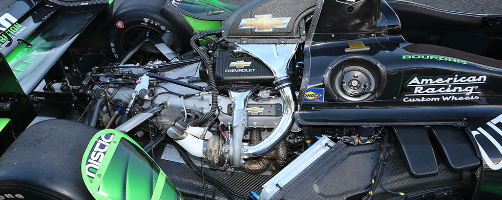 Chevrolet tunes engine package for aero kits
