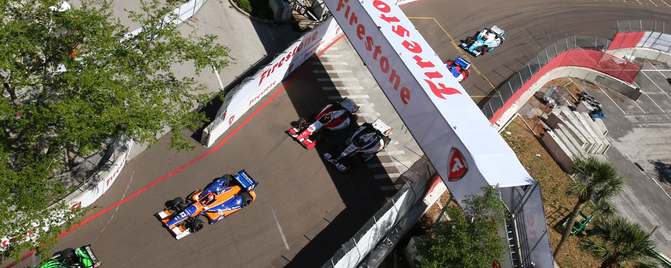 St. Pete race day set-up: Opening-round battle