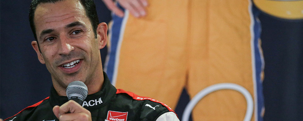 For Castroneves, every lap is in the details