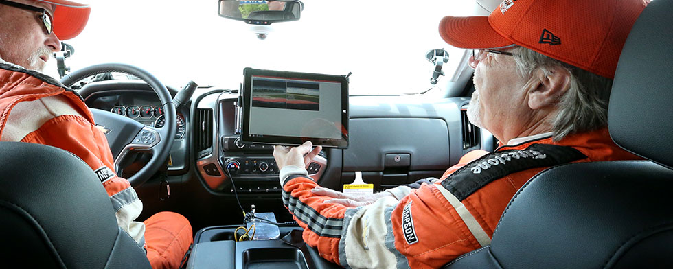 System provides real-time views in critical situations