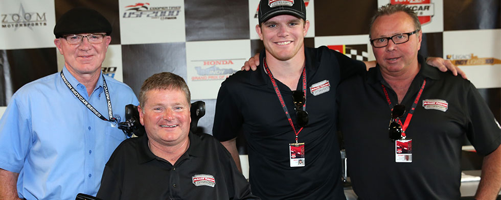 Daly to contest Indy 500 in third SPM Honda entry