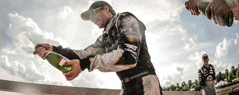 Homegrown victory: Newgarden wins first