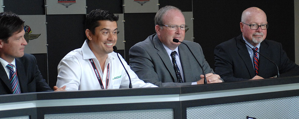 Juncos Racing to build facility in Speedway