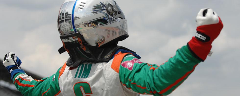 Three different winners in three Pro Mazda races