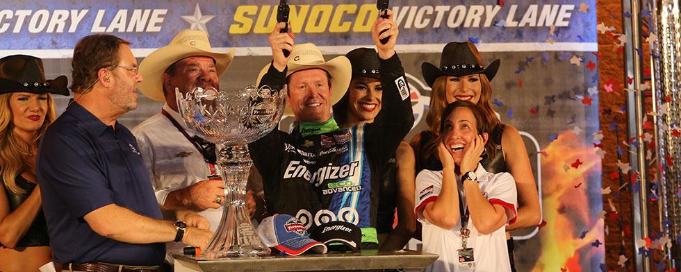 Texas Motor Speedway announces 2016 race date